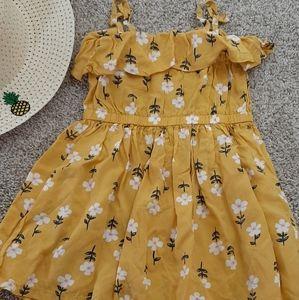 Carters summer dress floral 24m